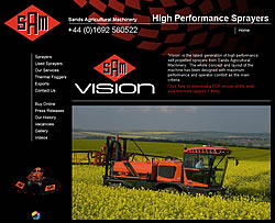 Sands Agricultural Machinery